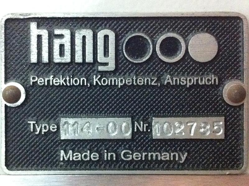 Бумагосверлильная машина STAGO PB 1006 S